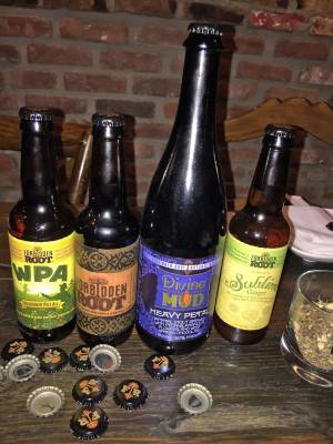 Forbidden Root Botanic Beers Come to NY